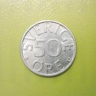 50 Öre Münze Aus Schweden Von 1982 (sehr Schön) - Schweden