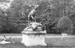 Tervueren - Cerf Aux Abois Dans Le Parc (animée, Edit. Decock) - Tervuren