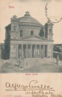 XMAL.35.  MALTA - Musta Church - 190(?) - Malte