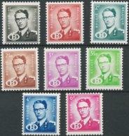 D - [52073]TB//**/Mnh-c:78e-S57/63, Type Marchand, Fraîcheur Postale, Nuance Foncée - Officials