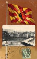 SUISSE  GENEVE  Pont Des Bergues - GE Geneva