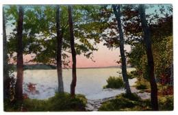 Neustettin, Partie Am Streitzig See, Stempel Juchow, Alte Ansichtskarte 1917 - Poland