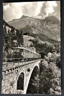 Kandersteg Lötschbergbahn Bire/ Photo Gyger Adelboden - BE Berne
