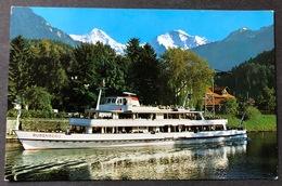 Interlaken Motorschiff Bubenberg - BE Bern
