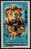 Biafra 1968 ½d Lion Unmounted Mint. - Nigeria (1961-...)