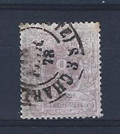 COB 29 ° Lion Couché Avec Chiffre Et Armoiries - 1869-1888 León Acostado