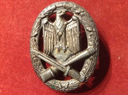 Sturmabzeichen WW2 ENTNAZIFIZIERT - 1939-45