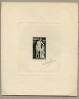 Monaco  N° 316  Sculpture De Bosio : Aristée  épreuve D'artiste En Noir Signée Dufresne - Other
