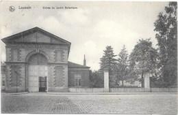 Louvain NA222: Entrée Du Jardin Botanique 1914 - Leuven