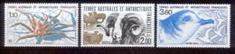 TAAF - Terres Australes Et Antarctiques Francaises - Französische Gebiete In Der Antarktis 1989 - Michel 247 - 249 ** - Französische Süd- Und Antarktisgebiete (TAAF)