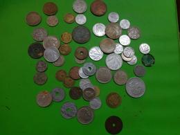 Lot De Pieces De Monnaie - France
