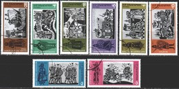 Bulgaria. 1973. 2280-87. History Of Bulgaria. USED. - Bulgaria