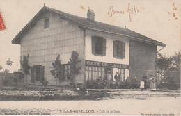 88 - VILLE SUR ILLON - CAFE DE LA GARE - Sonstige Gemeinden