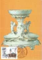 Carte Maximum YT 4029 Limoges Oblitération Spéciale Salon Philatélique De Printemps 1er Jour 23 03 2007 Parfait état - 2000-09