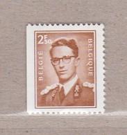 1970 Nr 1562** Postfris Zonder Scharnier,zegel Uit Postzegelboekje.OBP 6,5 Euro. - Belgique