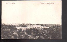 REF 470 : CPA GRECE Parc Du Zappeion Greece Hellas - Greece