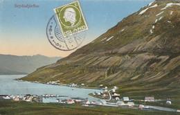 4-2----islande--reykjavik Seydisfjorour - Iceland