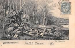 02 - Villers-Cotterêts - Chasse à Courre - Hallali Courant - Jagd