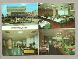 """BRD - AK -  Dresden /  Interhotel """"Bastei"""" - Dresden"""