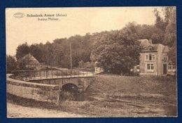 Schadeck ( Attert). Institut Molitor, école Moyenne Libre, Français, Agriculture, Mécanique Et éléctricité.  1930 - Attert