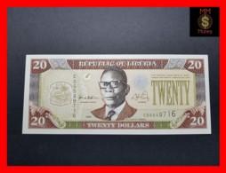 LIBERIA 20 $  1999  P. 23 UNC - Liberia