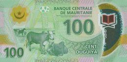 MAURITANIA P. 23 100 O 2017 UNC - Mauritanie