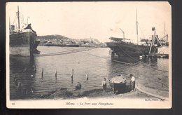 REF 470 : CPA Algérie BONE Le Port Aux Phosphates - Algérie