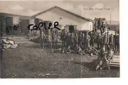 54 CIREY VOR DEM PIONIER PARK  SOLDATS ALLEMANDS - Cirey Sur Vezouze
