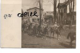 54 CIREY GARDERREITERPATROUILLE   SOLDATS ALLEMANDS - Cirey Sur Vezouze