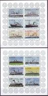 ST.  VINCENT - SHIPS  - **MNH - 1996 - Barche