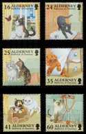 ALDERNEY Nr 94-99 Postfrisch S00B032 - Alderney