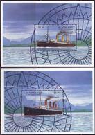 ST.  VINCENT - SHIPS - **MNH - 1999 - Barche