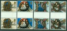 "-GB- 1974- ""Christmas Gutter Pairs"" MNH ** - 1952-.... (Elizabeth II)"