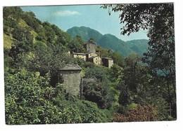 4414 - FORNOVOLASCO VILLAGGIO SETTECENTESCO DI TRIMPELLO FABBRICHE DI VERGEMOLI LUCCA 1970 CIRCA - Italia