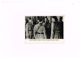 Capitulation De L'armée Belge.28.5.1940.A 09.40 Heures,la Déléggation Belge Est Reçue Par Le Général Von REichenau.. - Guerra 1939-45