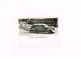 Capitulation De L'armée Belge.28.5.1940.A 09.35 Heures,l'auto Des Plénipotentiaires Belges Arrive Sur Le Terre-plein.. - Guerra 1939-45