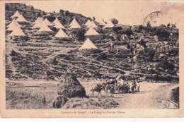06 - Environs De Sospel  - Le Camp Du Col De L Orne ( Militaria ) - Sospel