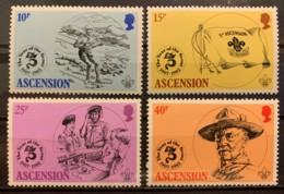 ASCENSION - MNH** - 1982 - # 301/304 - Ascension (Ile De L')