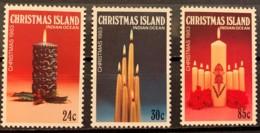 CHRISTMAS ISLAND - MNH** - 1983 - # 145/147 - Christmaseiland