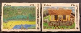 PALAU - MNH** - 1993 - # 319 AB - Palau