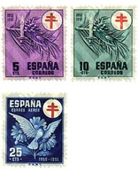Ref. 86822 * MNH * - SPAIN. 1950. ANTI-TUBERCULOSIS . ANTITUBERCULOSIS - Unclassified