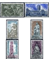 Ref. 84786 * MNH * - SPAIN. 1971. COMPOSTELA HOLY YEAR . AÑO SANTO COMPOSTELANO - Sculpture