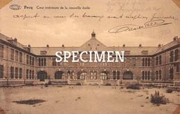 Cour Intérieur De La Nouvelle école - Pecq - Pecq