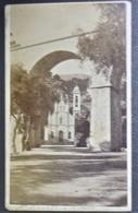 Ancienne Photo CDV Eglise St Dévote Monaco  Avant 1900 - Photos