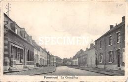 La Grand'Rue - Pommerœul - Bernissart