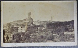 Ancienne Photo CDV La Turbie -  Monaco  Avant 1900 - Photos