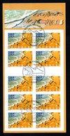 B363-12 France Bloc Ou Carnet ** N° BC3400A Avec Belle Oblitération Ronde. A Saisir !!! - Blocks & Kleinbögen