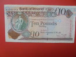 IRLANDE(NORD) 10 POUNDS 2013 CIRCULER (B.11) - Irlanda