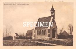 Kapel Van OLV Van Fatima - Otegem - Zwevegem