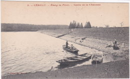 03. CERILLY. Etang De Pirot. Vanne De La Chaussée. 2 - Other Municipalities